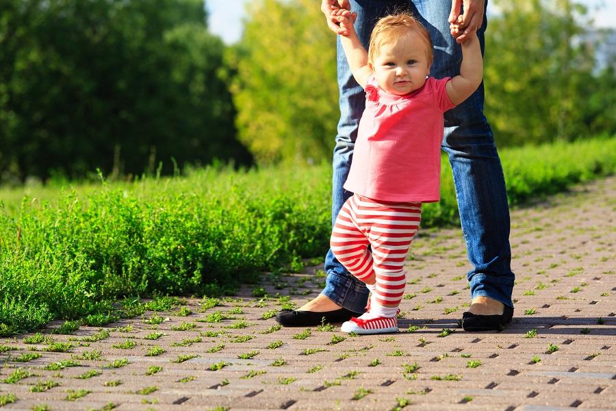 Como Os Beb 234 S Aprendem A Andar Tulipa Baby