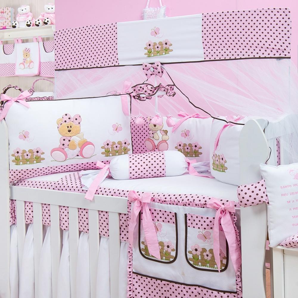 Rosa e marrom Veja opções para decorar o quarto de meninas ~ Quarto Rosa Com Marrom