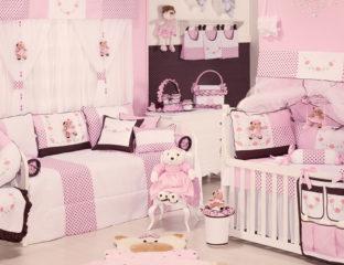 quarto cor-de-rosa