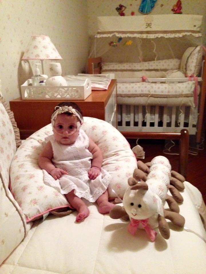 Menor bebê do Brasil