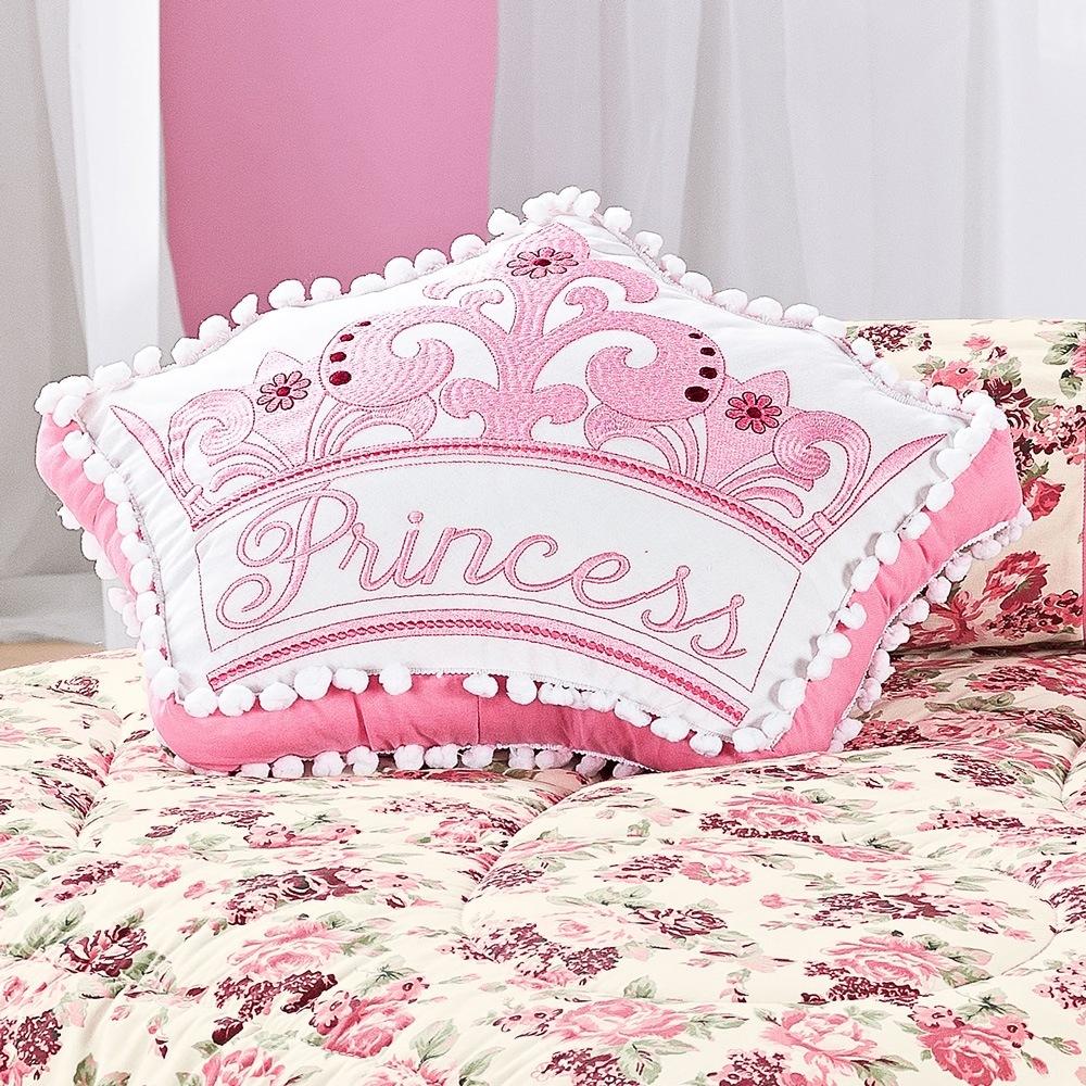 Almofadas para decorar o quarto do bebê