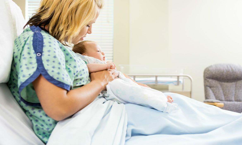 pós-parto cesárea