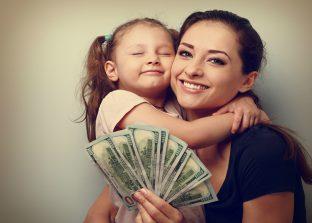 salário mamãe