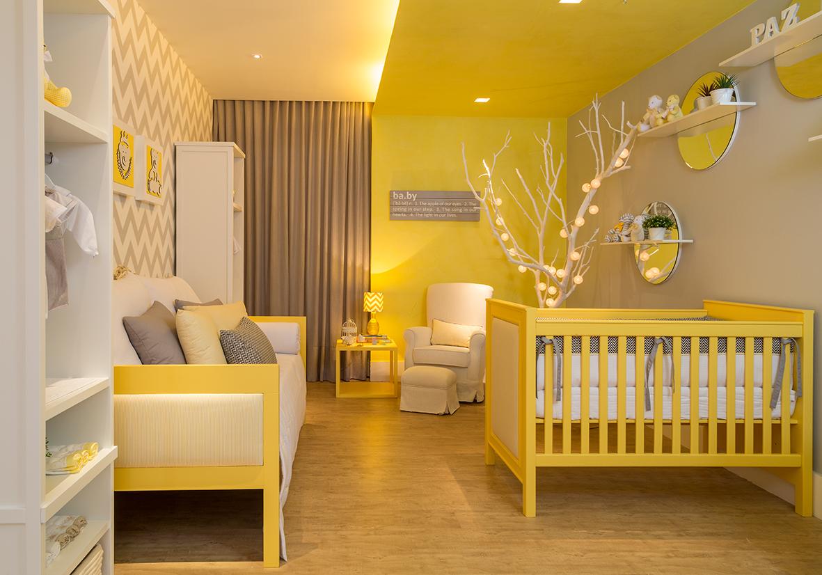 Passo A Passo Para Decorar O Quarto De Beb Dos Sonhos ~ Poltrona Para Quarto Infantil E Decoração Simples Quarto