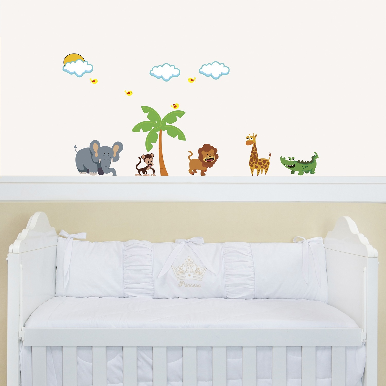 Aparador Nariz ~ Adesivos de parede personalizados para decorar sem gastar muito