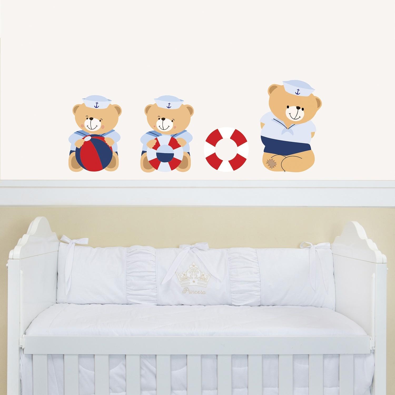 Aparador Rustico Para Banheiro ~ Adesivos de parede personalizados para decorar sem gastar