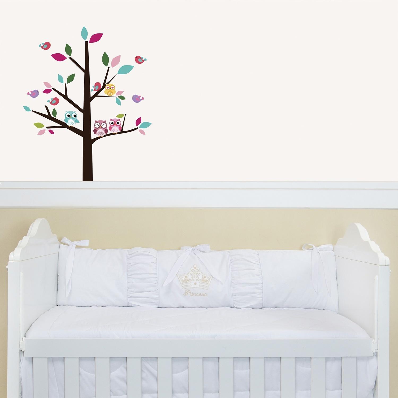 Armario Ikea Pax Roble ~ Adesivos de parede personalizados para decorar sem gastar muito