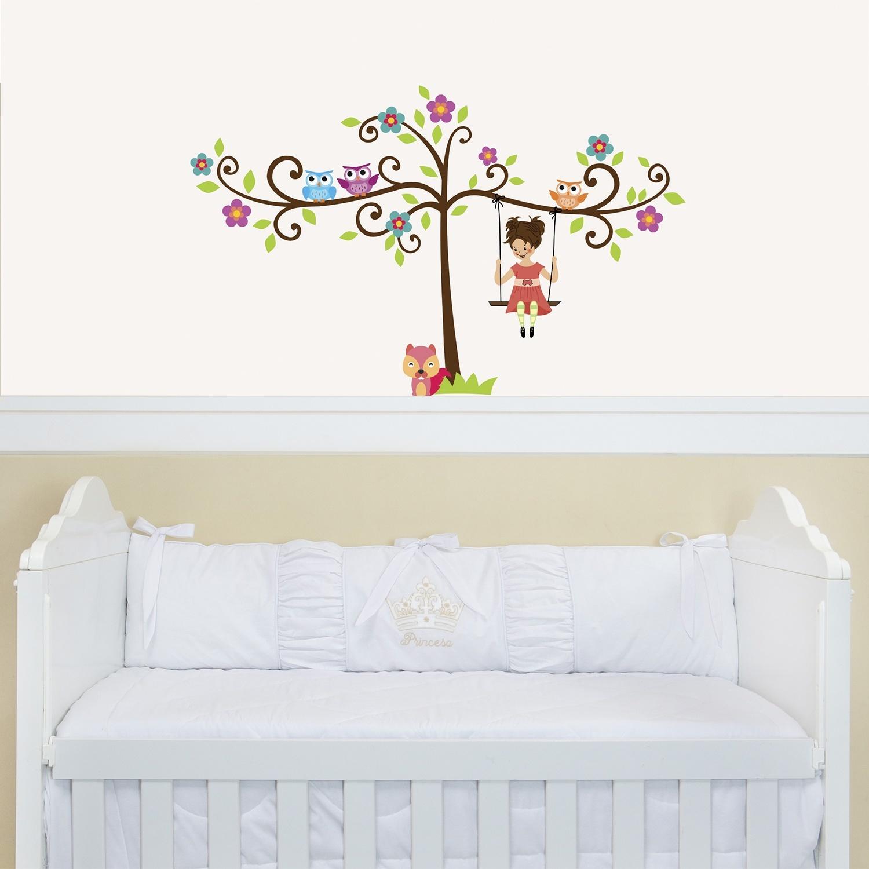 Aparador Gris Decapado ~ Adesivos de parede personalizados para decorar sem gastar muito