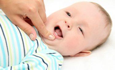 dentinhos do bebê