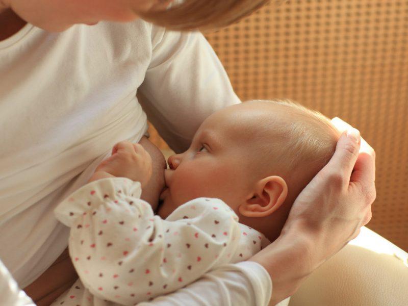 Coceira nos mamilos e gravidez