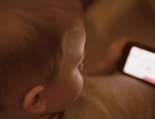 bebê tecnologia