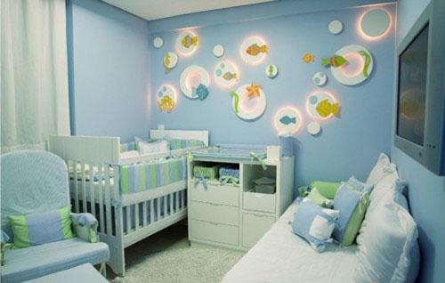 quarto de bebe de cada signo