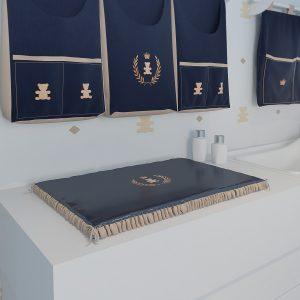 Trocador Realeza Marinho