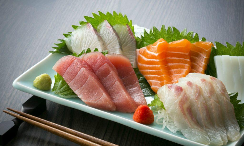 Alimentos proibidos na gravidez: peixe cru