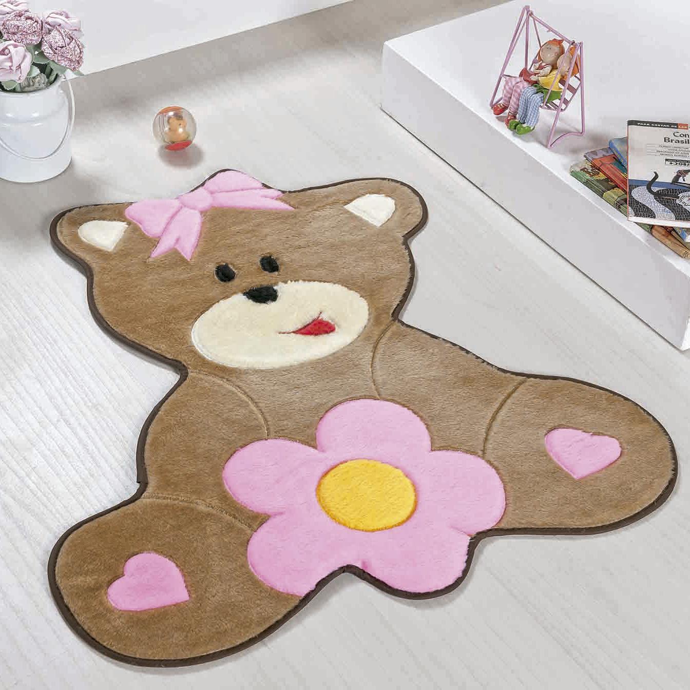 Tapetes decorativos para quarto de bebê Blog Grão de Gente ~ Tapete Para Quarto De Bebe Havan