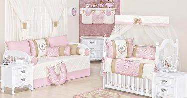 quarto de bebê princesa