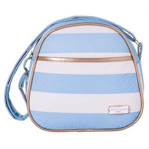Frasqueira Térmica Maternidade Harmonia Azul (Ref: 63760)
