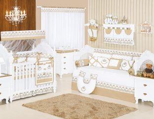 quartos de bebê unissex