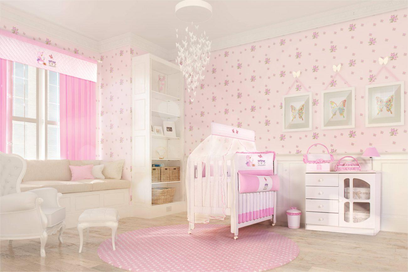 b64d0c69ca2b7 Grão de Gente lança quarto de bebê com estilo romântico