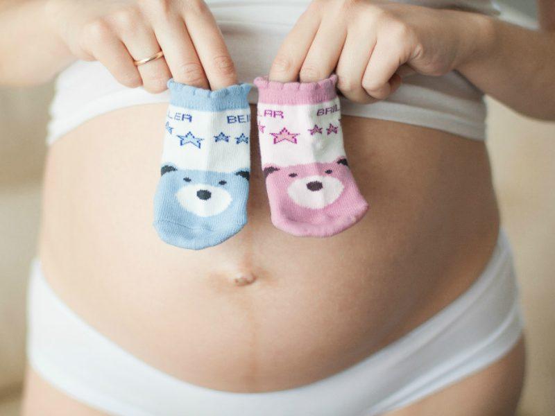 diferenças entre gravidez de menina e de menino