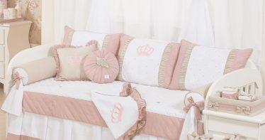 kit cama babá lara rose