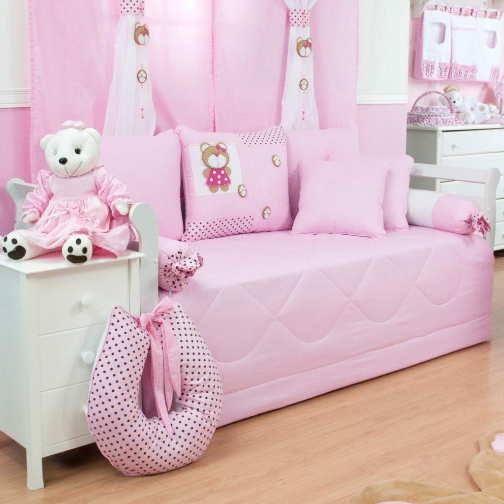 As vantagens da cama bab na decora o do quarto de beb - Camas decoradas ...
