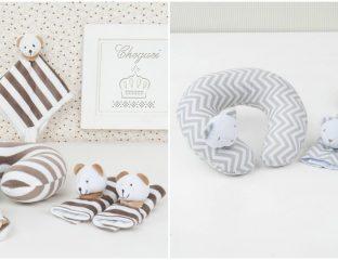 kit acessórios para cadeirinha de bebê