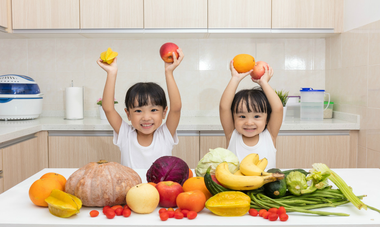 alimentos que vão turbinar a saúde do seu filho