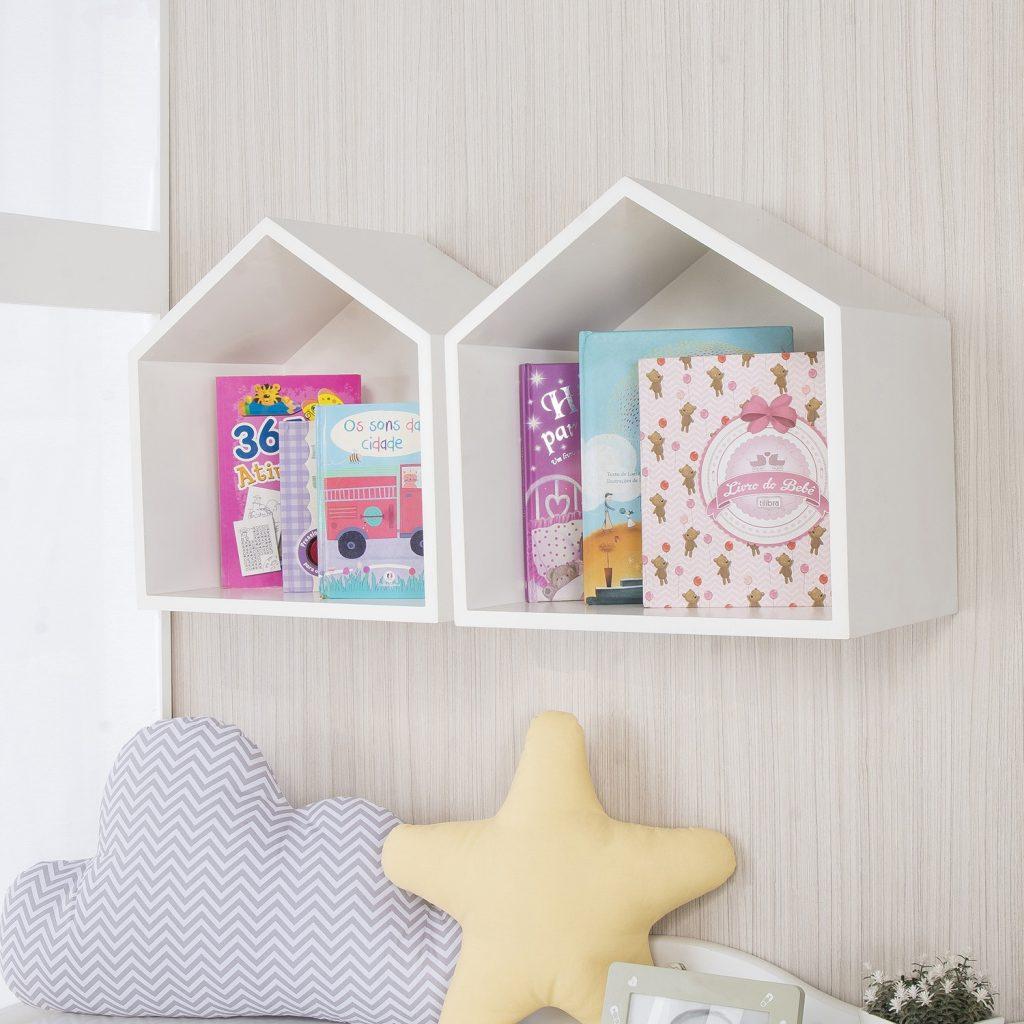6 inspirações para usar nichos na decoração do quarto de bebê