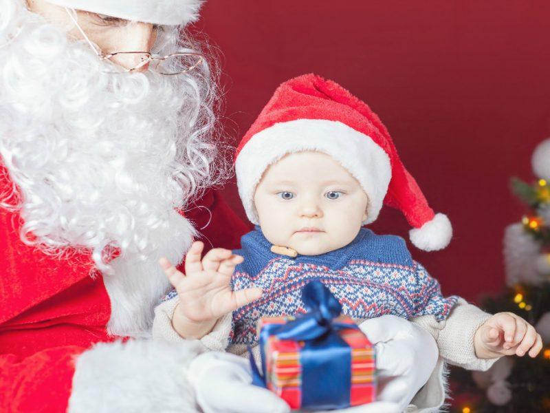 Acreditar em Papai Noel faz bem para as crianças?