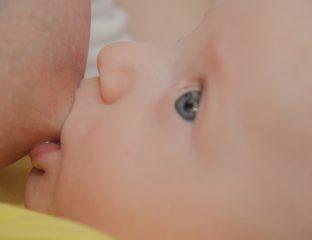 descubra se o seu bebê está mamando bem