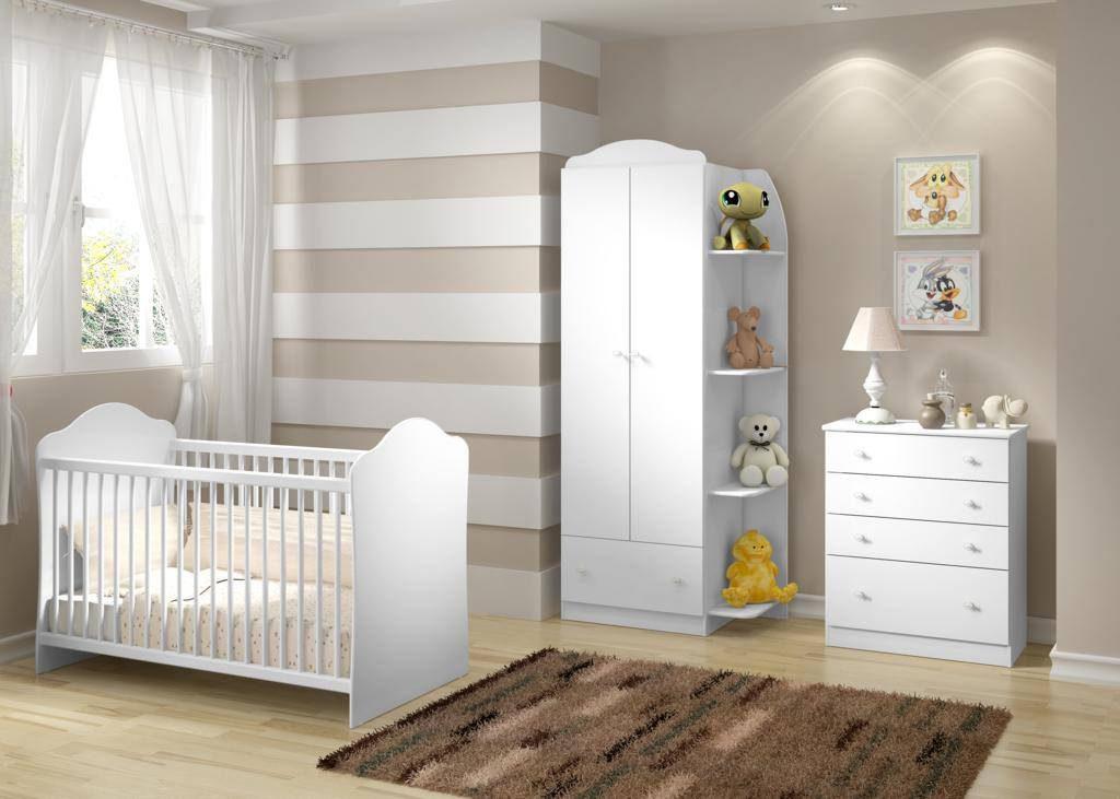 quarto de bebê compoleto