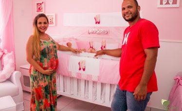 quarto de bebê Aline Barros e Grão de Gente
