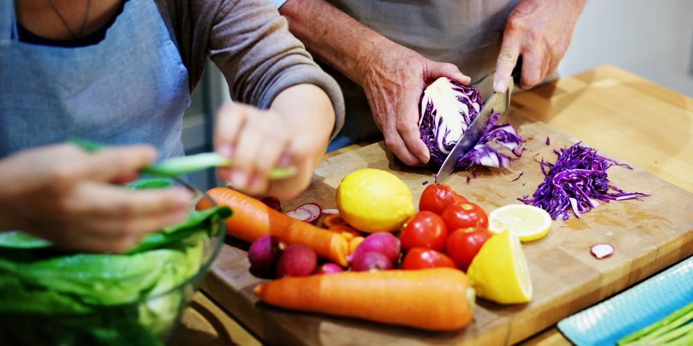 Papinha: Dê preferência a alimentos frescos