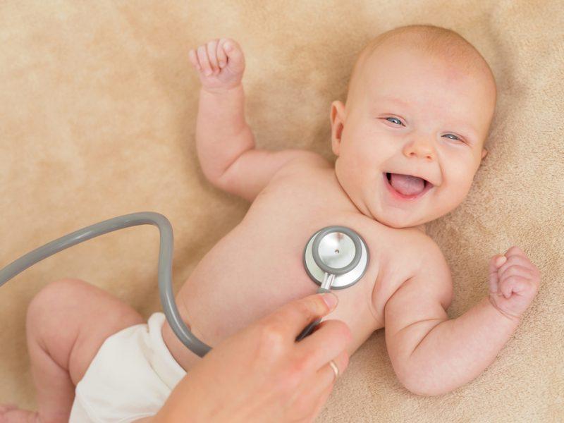 consultas ao pediatra