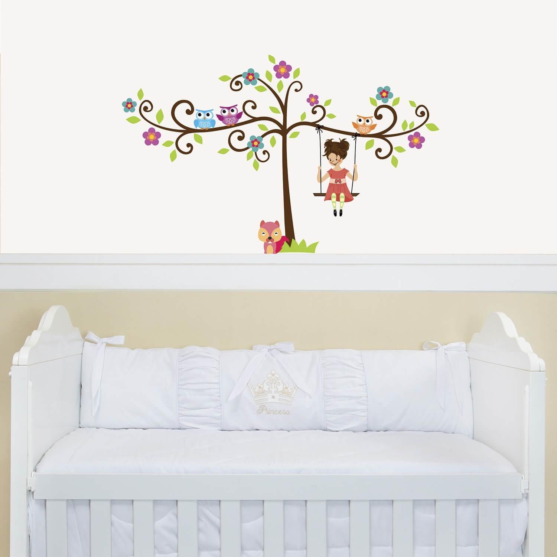 Artesanato Sergipano ~ Renove a decoraç u00e3o do quarto de beb u00ea com criatividade!