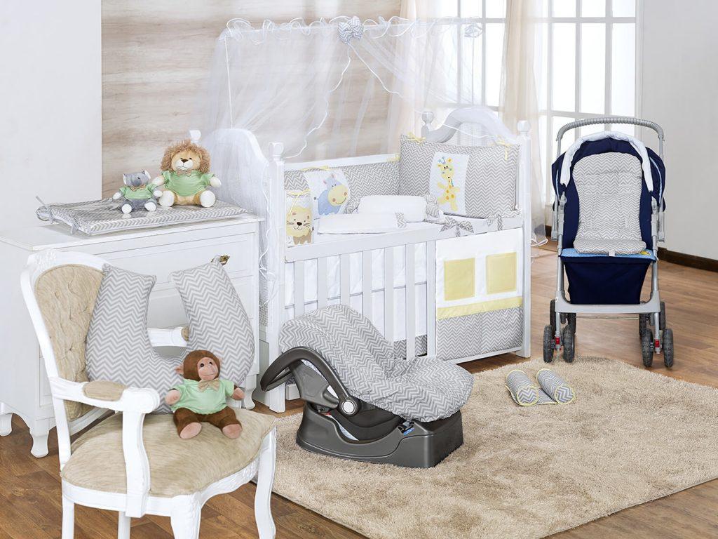 Quarto de bebê de zoológico zoo clean