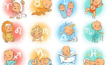 signo dos bebês