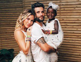 Giovanna Ewbank e Bruno Gagliasso falam sobre a adoção de Titi