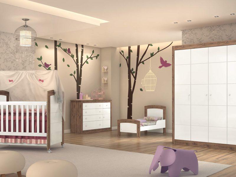 conjuntos de móveis para bebês