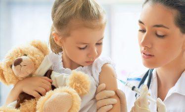 Vacinação contra a gripe em crianças