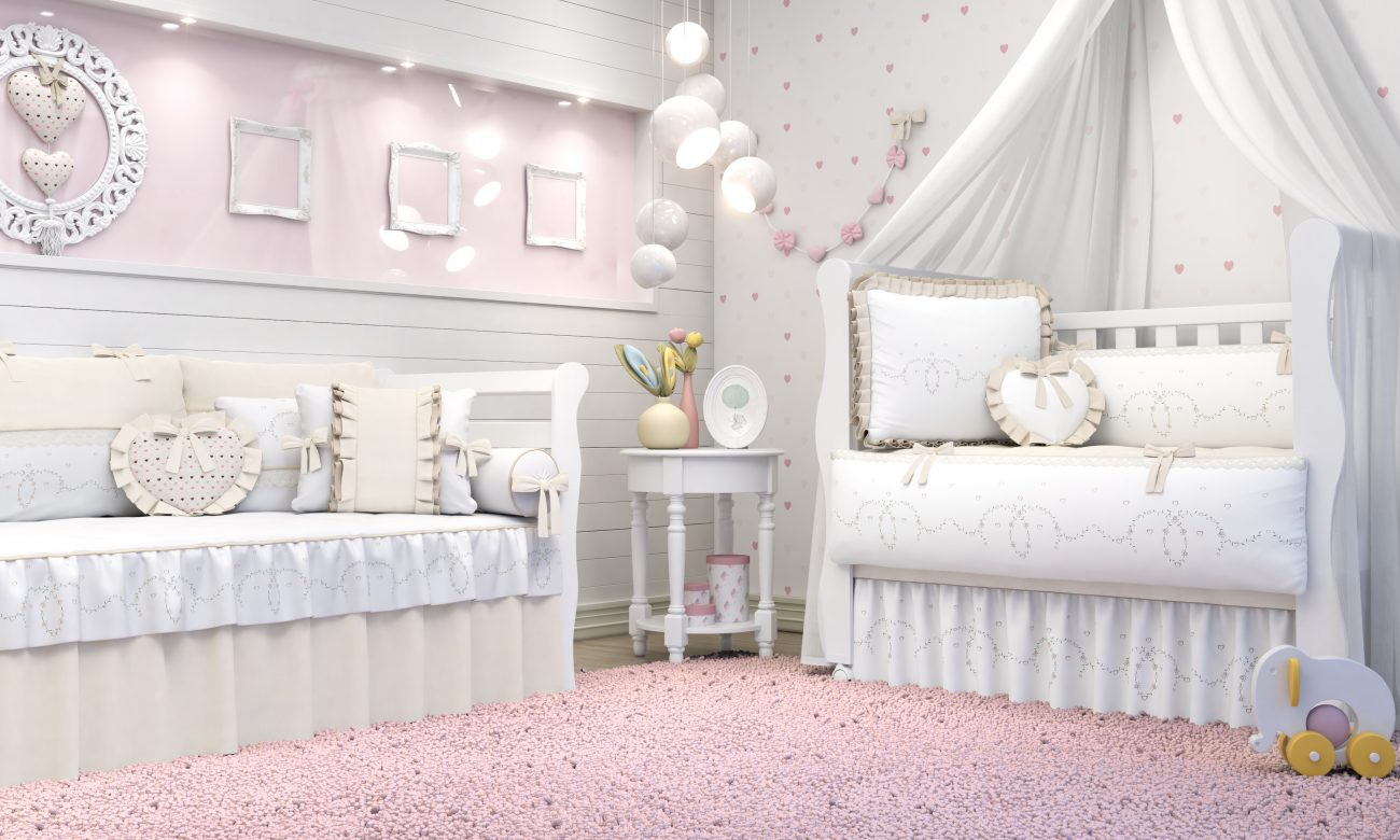 4cc3ccd620de3 Alice Bege  a delicadeza em forma de quarto para bebê - Blog Grão de ...