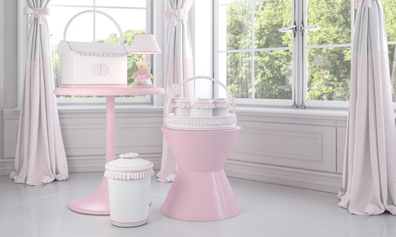 Kit Higiene Nina Luxuosa
