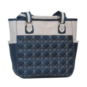 Diaper bags: Bolsa Maternidade Chanel Marinho