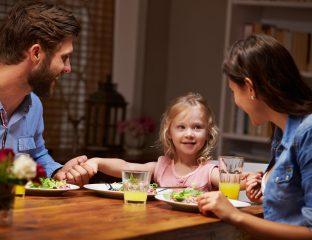 Dia dos Namorados: jantar em família
