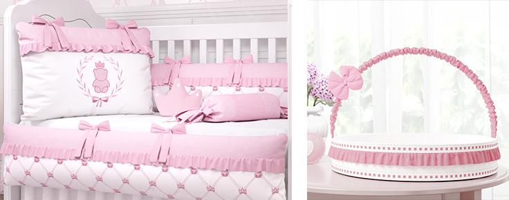 Ursinha Clássica Rosa - design