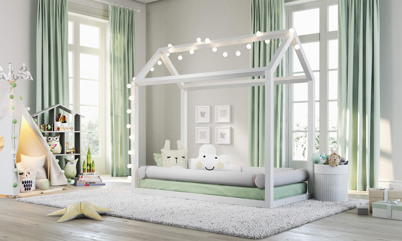 Aprenda A Usar Fio De Luz Na Decora O Para Quarto De Beb Blog  ~ Enfeites Para Prateleiras De Quarto