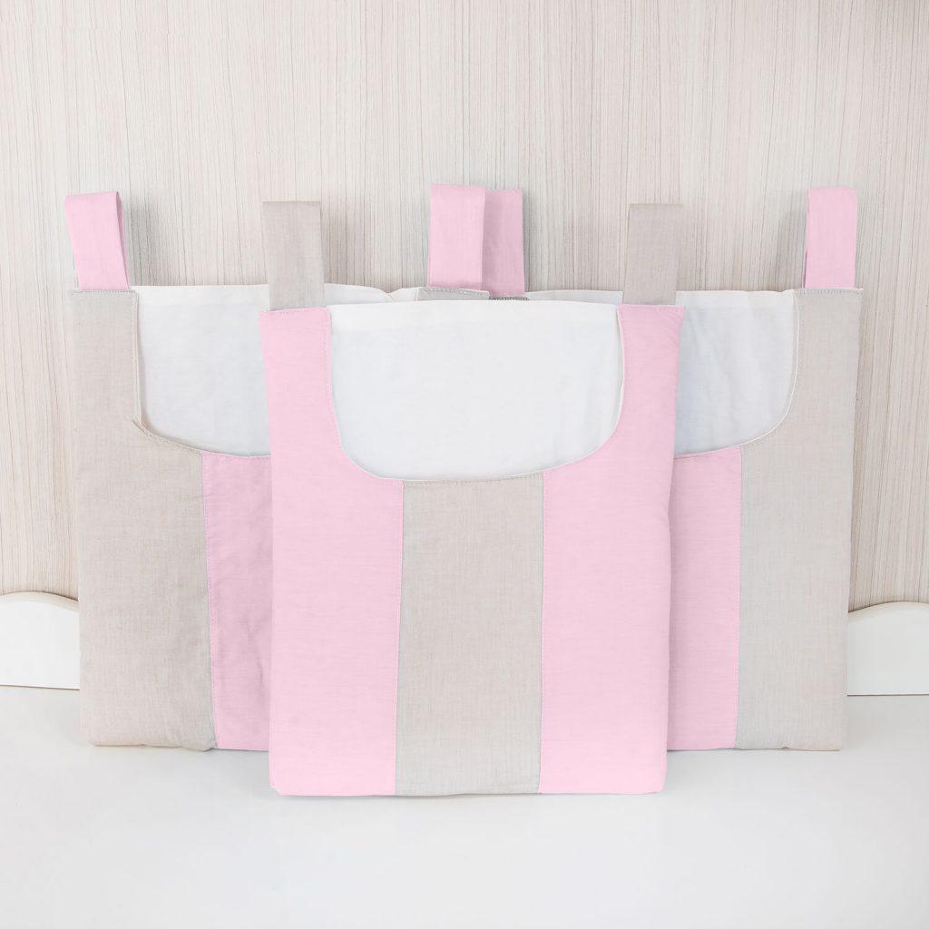 Porta-fraldas do Quarto de bebê Julinha