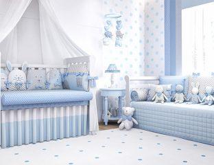 quarto de bebê amiguinhos
