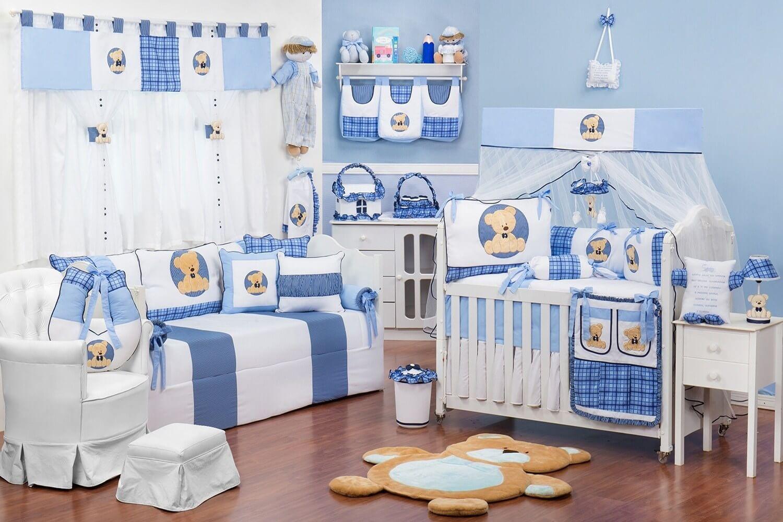 Top 7 quartos de bebê com decoração xadrez ~ Cores Apropriadas Para Quartos